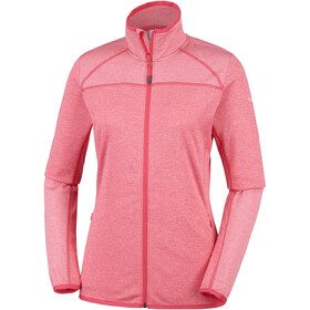 Columbia Baker Valley Jacket Women red